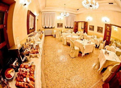 Centro Pastorale Paolo VI Brescia - buffet breakfast
