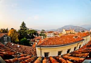 Centro Pastorale Paolo VI Brescia - a room with a view