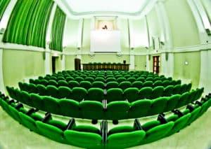 Centro Pastorale Paolo VI Brescia - modern conference room