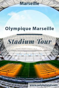 A stadium tour of the home of Olympique de Marseille, the Orange Velodrome. During this tour you get to see the dressing rooms, the stadium, the press room, pitchside and the players tunnel.