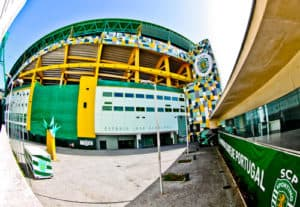 Sporting Lisbon stadium tour, location