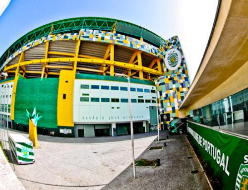 Sporting Lisbon Stadium Tour – Estadio Jose Alvalade