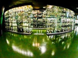 Sporting Lisbon stadium tour, museum trophy cabinet