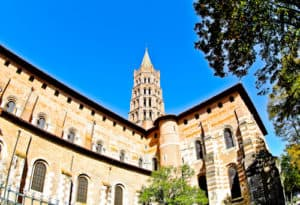 Basilica of Saint Sernin, Toulouse