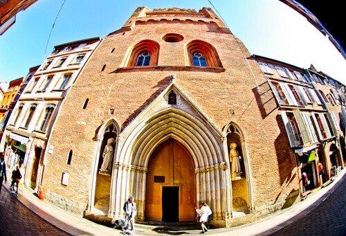 Notre Dame du Taur, Toulouse