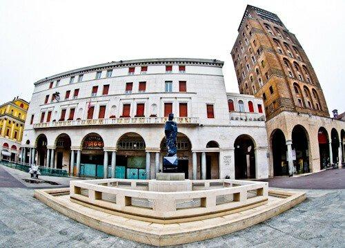 Victory Square, Piazza della Vittoria, Brescia