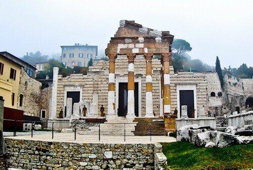 Capitolium of Brixia, Brescia UNESCO site