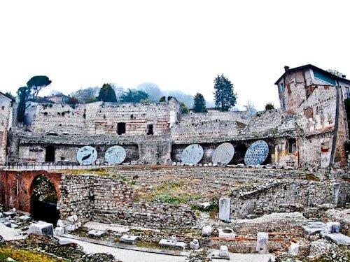 Brescia Roman Theater