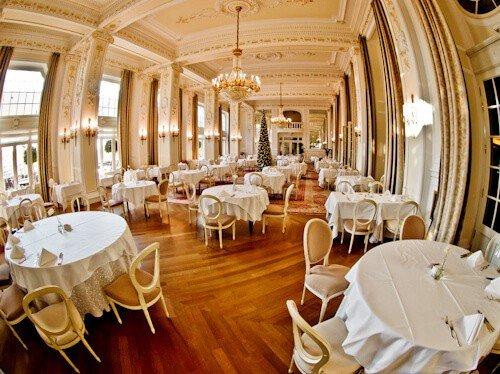 Kempinski Palace Portoroz Piran Istria Slovenia - Crystal Hall - Breakfast Buffet