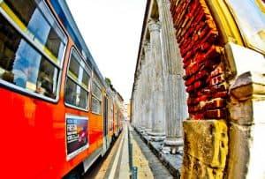 Roman Ruins of Milan