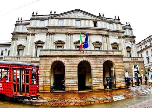 Teatro alla Scala, Milan Opera House