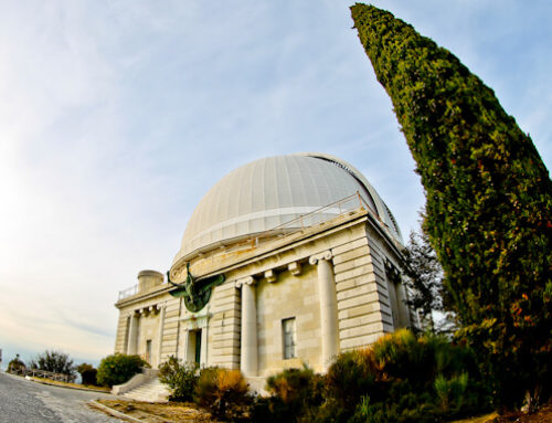Nice Cote d'Azur Observatory – Guided Tour