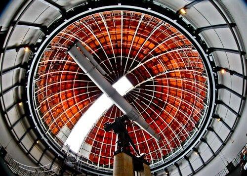 Nice Observatory - Bischoffsheim Cupola, Gustave Eiffel