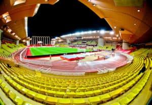 AS Monaco FC - matchday experience - Stade Louis II - stadium