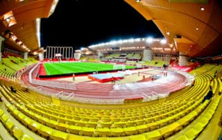 AS Monaco FC - matchday experience - Stade Louis II - stadium