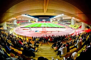 AS Monaco FC - matchday experience - Stade Louis II - matchday atmosphere