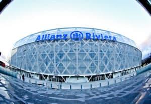 OGC Nice - matchday experience - Allianz Riviera stadium - location