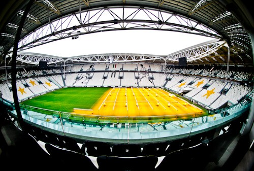 Juventus Allianz Stadium Tour, Turin - Stadium