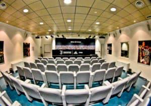 Juventus Allianz Stadium Tour, Turin - media / press room