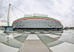 Juventus Allianz Stadium Tour, Turin - location