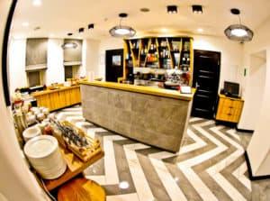 Urban Hotel Ljubljana - complimentary buffet breakfast