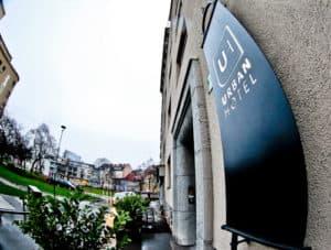 Urban Hotel Ljubljana - location