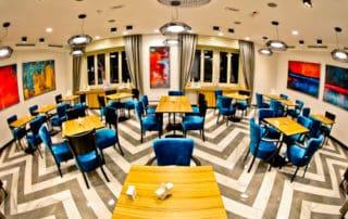 Urban Hotel Ljubljana - restaurant