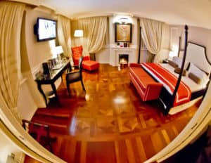 Victoria Hotel Letterario Trieste, James Joyce Suite