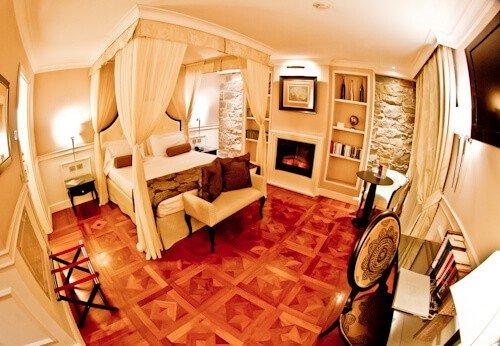 Victoria Hotel Letterario Trieste, guest bedroom