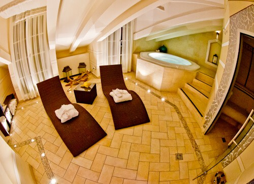 Victoria Hotel Letterario Trieste, wellness center