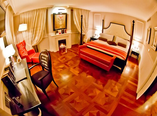 Things to do in Trieste - Victoria Hotel Letterario Trieste, James Joyce Suite