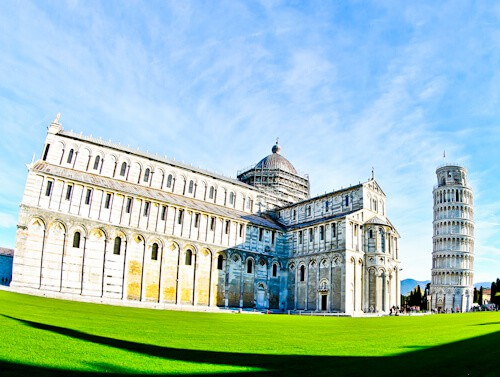 Italian Florence: Day Trip To Pisa And Cinque Terre From Florence