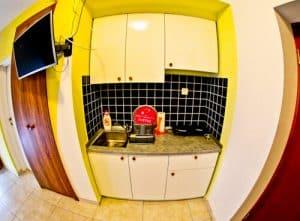 Guesthouse Vujevic, Split, Croatia, guest private kitchen