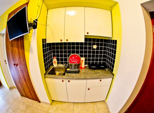 Guesthouse Vujevic, Split, Croatia, guest private kitchen