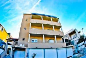 Guesthouse Vujevic, Split, Croatia, Location