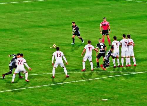 Napoli match day experience - Stadio Sao Paolo - Naples - Napoli vs AC Milan