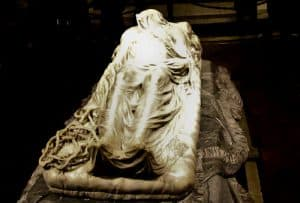 Sansevero Chapel, veiled Christ, Naples