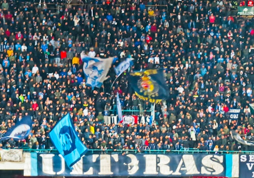 Napoli match day experience - Stadio Sao Paolo - Naples - matchday atmosphere