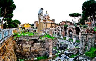 Ancient Rome, Roman Forum