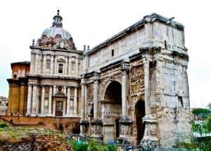 Roman Forum and Palatine Hill, Rome