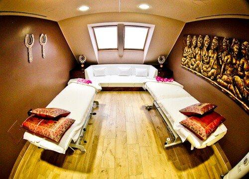 Grand Hotel Union Ljubljana, Slovenia - massage and spa