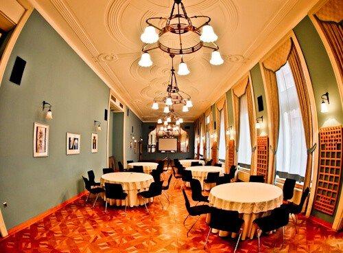 Grand Hotel Union Ljubljana, Slovenia - conference / meeting rooms, blue room