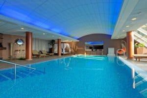 Grand Hotel Union Ljubljana, Slovenia - Penthouse swimming pool