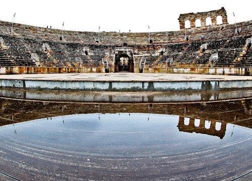 Verona Arena, Roman Amphitheater, Italy - facts