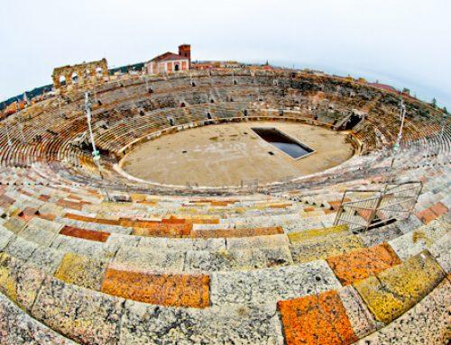 Verona Arena, Roman Amphitheater, Italy