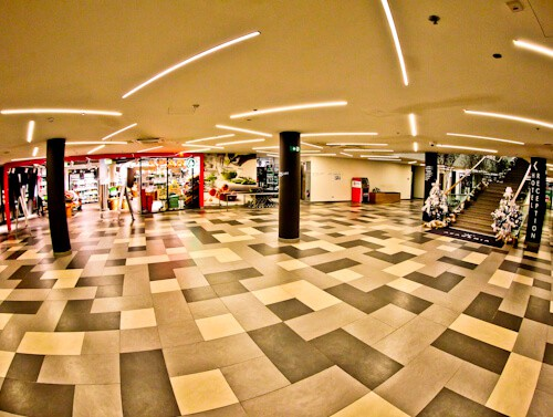 Hotel Academia Zagreb, Croatia - Onsite Supermarket