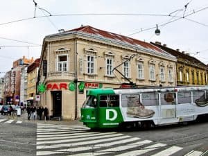Art Hotel Like Zagreb - location
