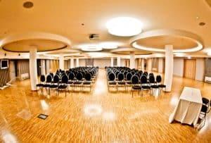 Hotel Academia Zagreb, Croatia - Conference Hall