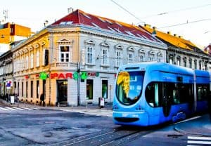 Art Hotel Like Zagreb - location