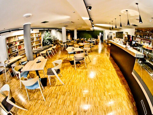 Hotel Academia Zagreb, Croatia - Bistro St. Michael